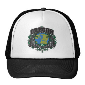 El orgullo recicla Oregon Gorros