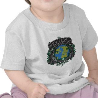 El orgullo recicla Tennessee Camisetas