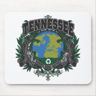 El orgullo recicla Tennessee Alfombrilla De Raton