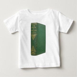El origen de Darwin de la especie Camisetas