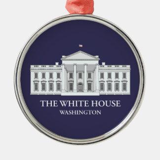 El ornamento conmemorativo de la Casa Blanca Ornato