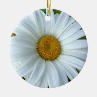 El ornamento de la margarita florece la decoración ornaments para arbol de navidad