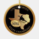 El ornamento de los campeones de estado de Cisco L