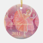 El ornamento del ballet del cascanueces - conmemor ornamentos de reyes