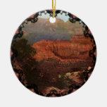 El ornamento del vintage del Gran Cañón Adornos
