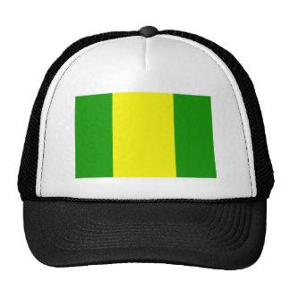 El Oro flag Hats