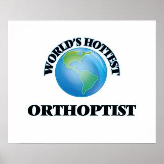 El Orthoptist más caliente del mundo Poster