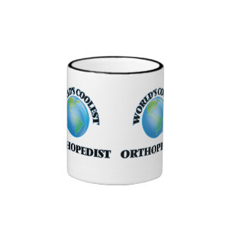 El ortopedista más fresco del mundo tazas de café