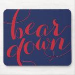 El oso de la Universidad de Arizona el | abajo Tapete De Ratones