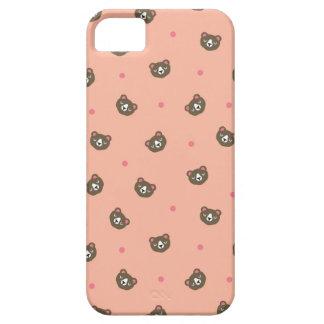 """El """"oso de miel hace frente"""" al caso del iPhone iPhone 5 Protector"""