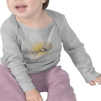 El oso polar Cub de la camisa del bebé del beso