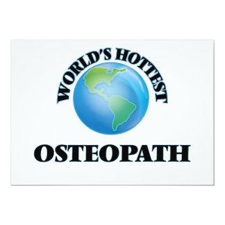 El osteópata más caliente del mundo invitacion personalizada