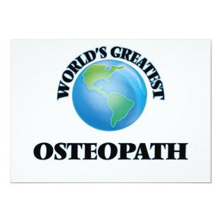 El osteópata más grande del mundo anuncios
