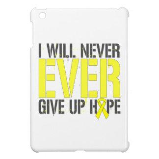El osteosarcoma I dará nunca nunca para arriba esp iPad Mini Carcasas