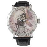 El otoño Breezes arte de hadas de la fantasía Reloj De Mano