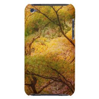 El otoño comienza barely there iPod coberturas