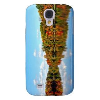 El otoño del paisaje de la caída colorea Sh duro 3