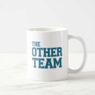El otro equipo taza de café