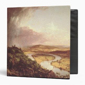 """El Oxbow 1836 Carpeta 1 1/2"""""""
