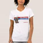 El PA aprueba las leyes/limpia los molinos Camiseta