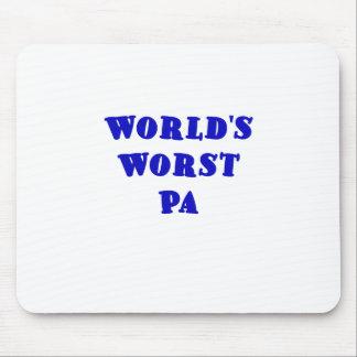 El PA peor de los mundos Alfombrilla De Raton