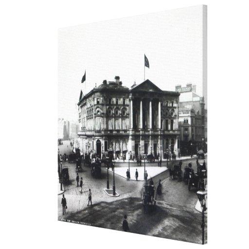 El pabellón de Londres, Piccadilly Impresion De Lienzo