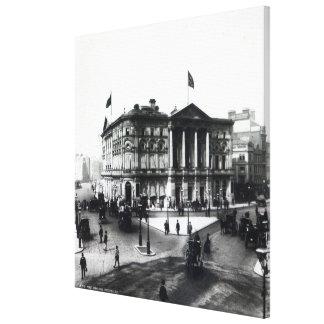 El pabellón de Londres, Piccadilly Lienzo Envuelto Para Galerias