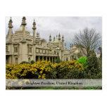 El pabellón real, Brighton (Reino Unido) Postales