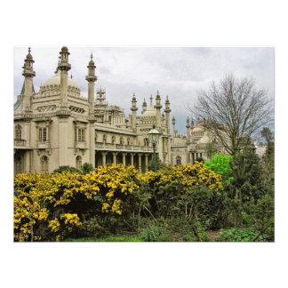 El pabellón real, fotografía de Brighton (Reino Un Arte Fotografico