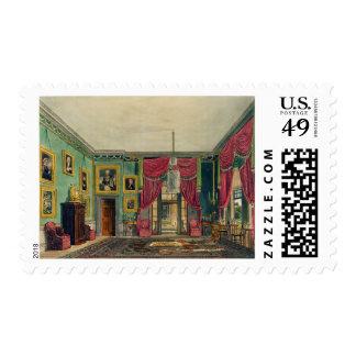 El pabellón verde, casa de Frogmore, 'del Hist Sello