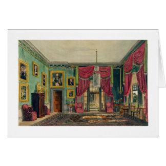 El pabellón verde, casa de Frogmore, 'del Hist Tarjeta De Felicitación
