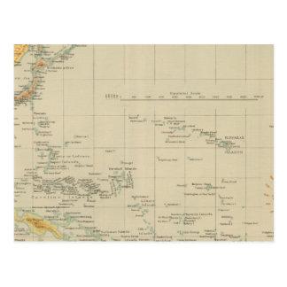 El Pacífico ningún 1 Postal