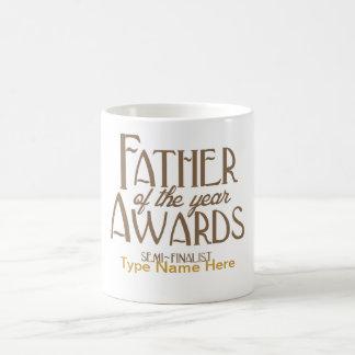 El padre del año concede (semi la taza del