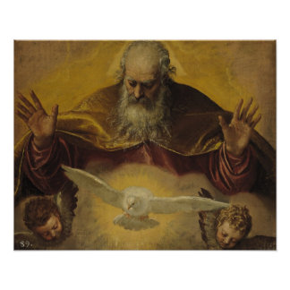 El padre eterno póster