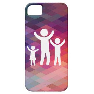 El padre excita mínimo iPhone 5 carcasa
