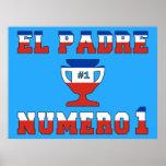 El Padre Número 1 - Number 1 Dad in Chilean Posters