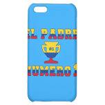 El Padre Número 1 - Number 1 Dad in Colombian iPhone 5C Cover