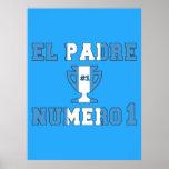 El Padre Número 1 - Number 1 Dad in Guatemalan Posters
