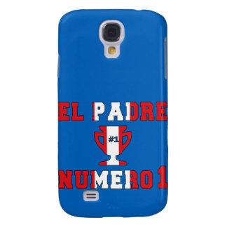 El Padre Número 1 - Number 1 Dad in Peruvian Galaxy S4 Case