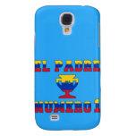 El Padre Número 1 - Number 1 Dad in Venezuelan Samsung Galaxy S4 Cover