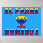 El Padre Número 1 - Number 1 Dad in Venezuelan Poster