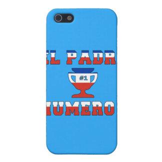 EL Padre Número 1 - papá del número 1 en chileno iPhone 5 Protector