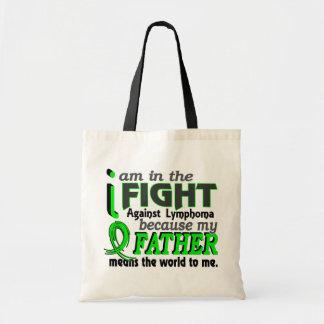 El padre significa el mundo a mí linfoma bolsa