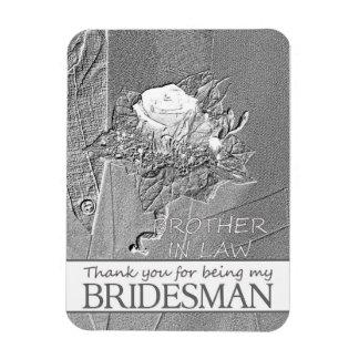 El padrino de boda de Brother le agradece Imán