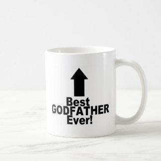 El padrino más grande taza de café