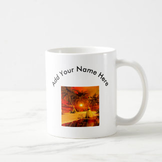 El país de las maravillas con la casa de los taza