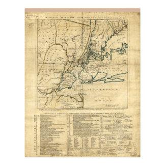 El país veinticinco millas de Nueva York redonda Plantillas De Membrete