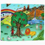 El paisaje de los niños idílicos -- Carpeta del pa