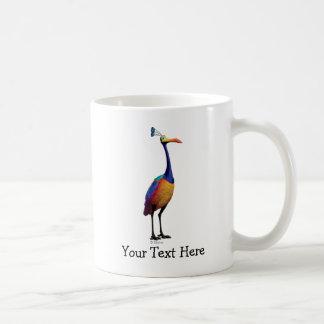El pájaro de Disney Pixar ENCIMA de la película Taza De Café