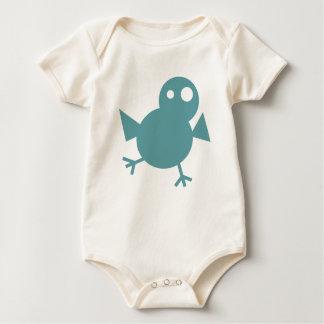 El pájaro de Jaylend Body De Bebé